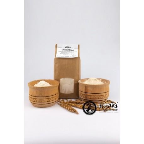 Mąka jaglana orkiszowa