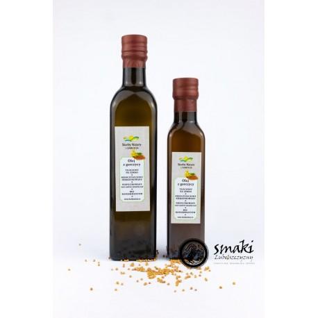 Olej z gorczycy białej 500 ml