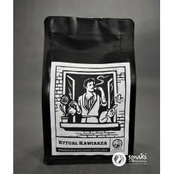 Kawa Rytuał Kawiarza ziarnista, ręcznie palona