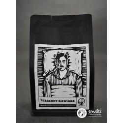 Kawa Bezsenny Kawiarz ziarnista, ręcznie palona, 250 g