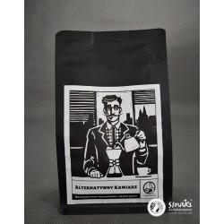 Kawa Alternatywny ziarnista, ręcznie palona