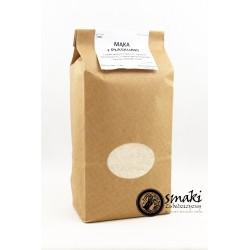 Mąka z płaskurki typ 2000 - 1 kg SKARBY NATURY
