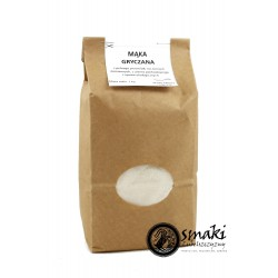 Mąka gryczana 1 kg SKARBY NATURY
