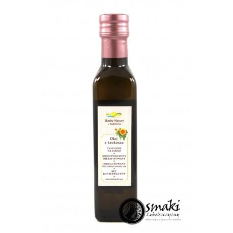 Olej z krokosza barwierskiego 250 ml