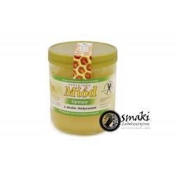 Miód nektarowy lipowy z okolic Nałęczowa 250 g - Nałęczów