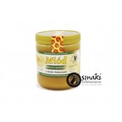 Miód nektarowo-spadziowy z okolic Nałęczowa - 250 g